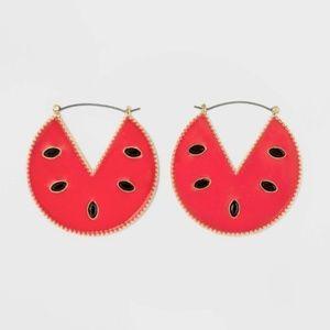 Sugarfix Watermelon Earrings